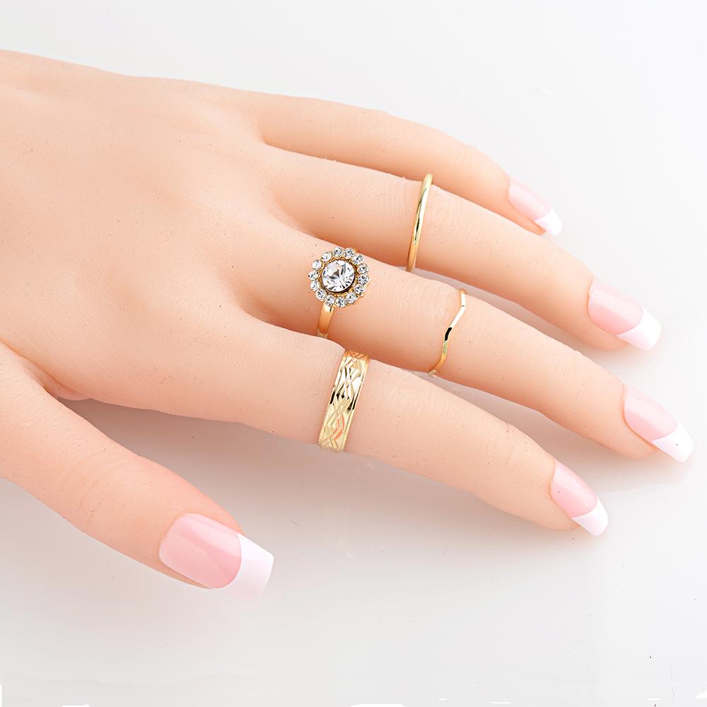 Tip Top Jewellery: Aliexpress.com : Buy 2015New 4Pcs/Set Silver Ring Jewelry