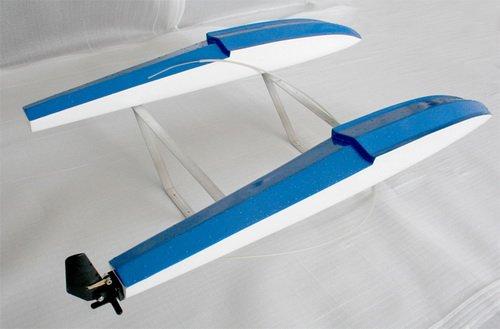 модели самолетов на поплавках