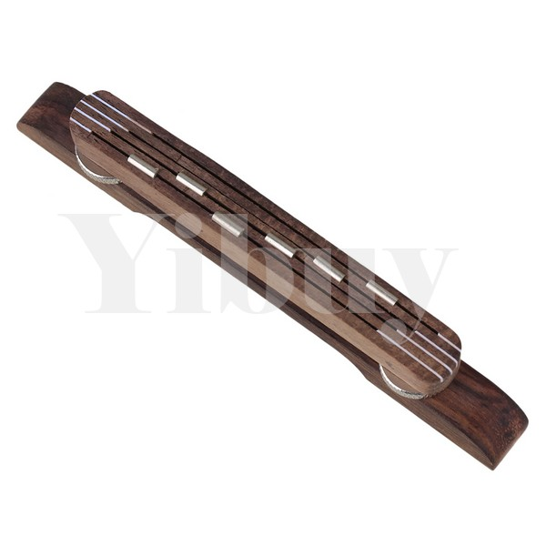 Adjustable Floating Bridge Rosewood for 6 String Archtop Jazz Guitar(China (Mainland))