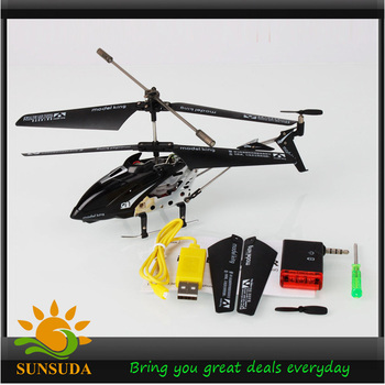 3.5Channel Remote Control Helicopter For Apple/Iphone Wifi RC Helicopter With Gyroscope RC Toy Free Shipping