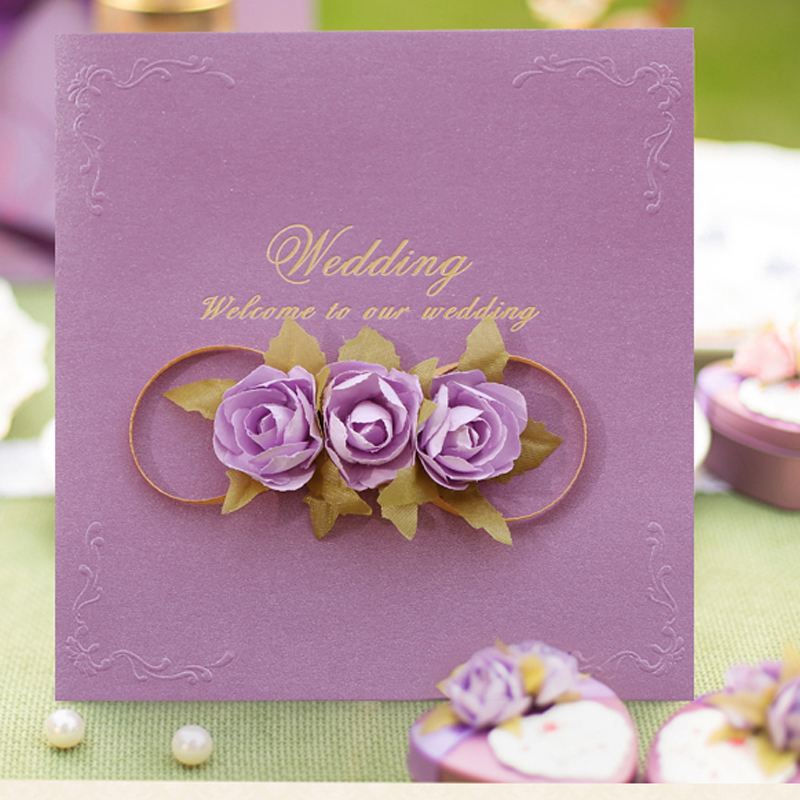 wedding invitation letter design inspiring card