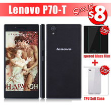 Original lenovo P70 P70-T P70T MT6732 Quad Core 5.0 inch IPS HD screen 1G/2G RAM 8G/16G ROM Android 4.4 4000mAh 13.0MP GSM Wendy(China (Mainland))