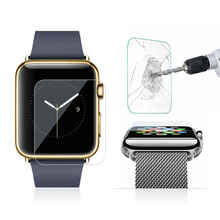 Hot selling Premium Anti Shatter Tempered Glass Screen Protector Guard Film for Apple Watch 42mm