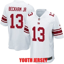 100% Stitiched New York Giant Eli Manning Odell Beckham Jr Phil Simms Lawrence Taylor Victor Cruz Strahan For YOUTH KIDS(China (Mainland))