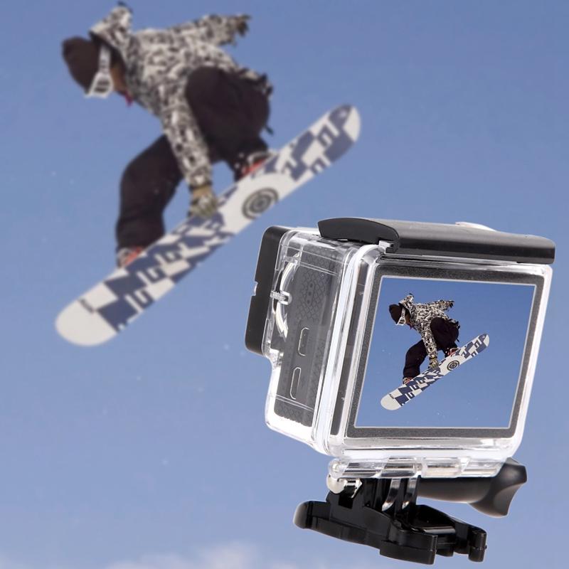 2 Full HD 1080P 140 Degree Car DVR Detector Car Camera Recorder 30M Waterproof WiFi Sport Bicycle Recording<br><br>Aliexpress
