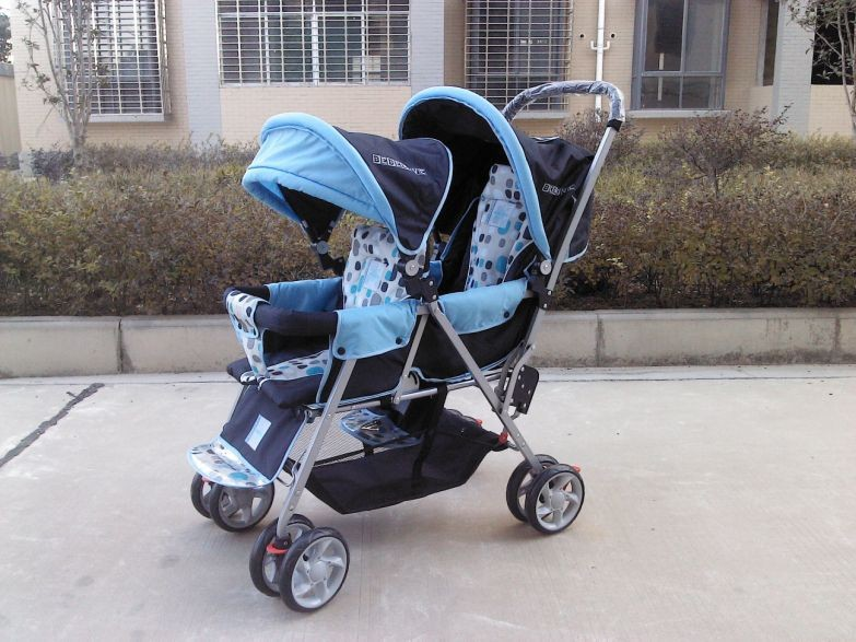 Luxury Lightweight Newborn Twin Pushchair,Stroller Twins,Easy to Install,Excellent Quality,Smooth Surface,Bright Color<br><br>Aliexpress