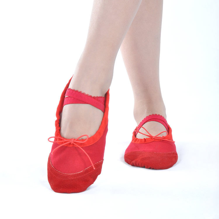 belly dance shoes soft outsole ballet dance shoes practice shoes size 35/36/37/38/39(China (Mainland))