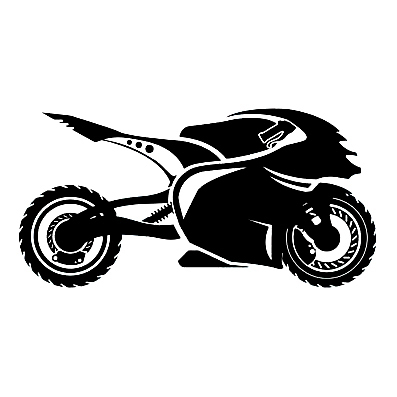 car styling Car decals cool motorcycle car motorcycle electric bicycle car stickers waterproof stickers case for kia ford(China (Mainland))