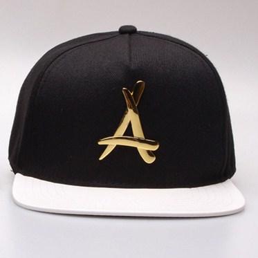 metal gold brand Alumni kid ink fashion south side caps snapback hat New brand hip hop baseball caps Adjustable flat-brim cap(China (Mainland))