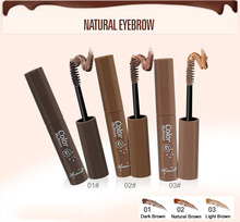 Angel Mask Stylenanda My Brown Natural Eyebrow Dye Cream Makeup Brush Waterproof Durable 3 Colors Eyebrow