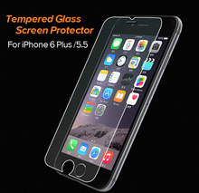 """FOR IPHONE 6s PLUS PREMIUM TEMPERED GLASS SCREEN PROTECTOR 0.3MM 9H 2.5D TOUGHENED GLASS FOIL FILM COVER FOR IPHONE 6 PLUS 5.5"""""""