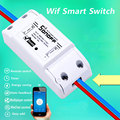 image for Sonoff S20 Wifi Socket,Smart Home Itead Wireless Remote Control EU/US/