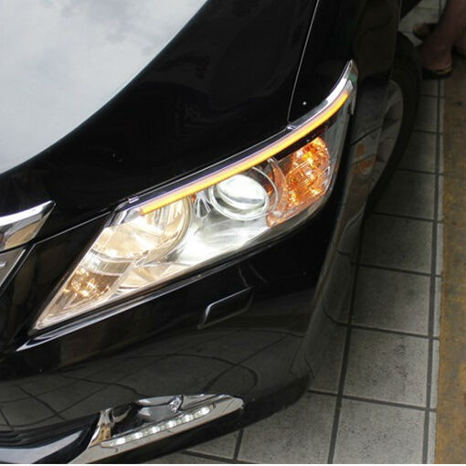 LED DRL Tear Light for Toyota Camry 7generation(China (Mainland))