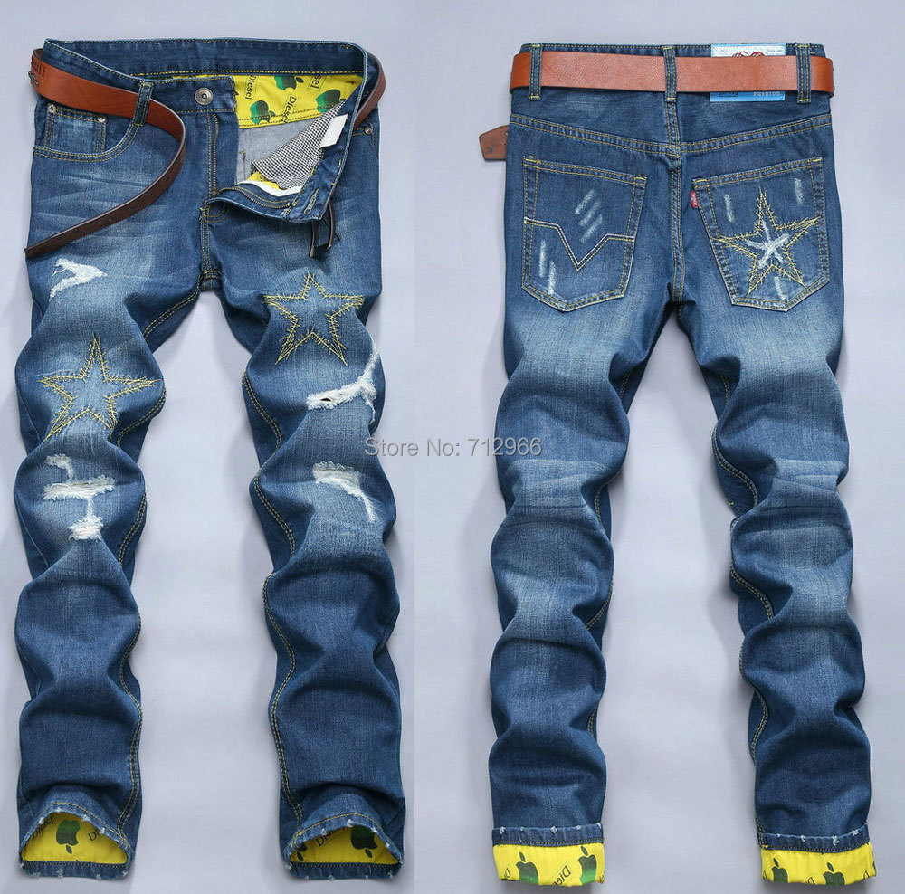 Fancy Jeans For Men - Jeans Am