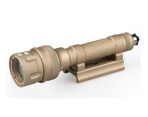 Фотография M620V Scout Light Rail-Mountable LED Weapon Light For Hunting Shooting CL15-0042Golden