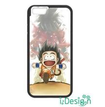 Fit for iphone 4 4s 5 5s 5c se 6 6s plus ipod touch 4/5/6 back skins cellphone case cover New Arrival Custom Dragon Ball Z