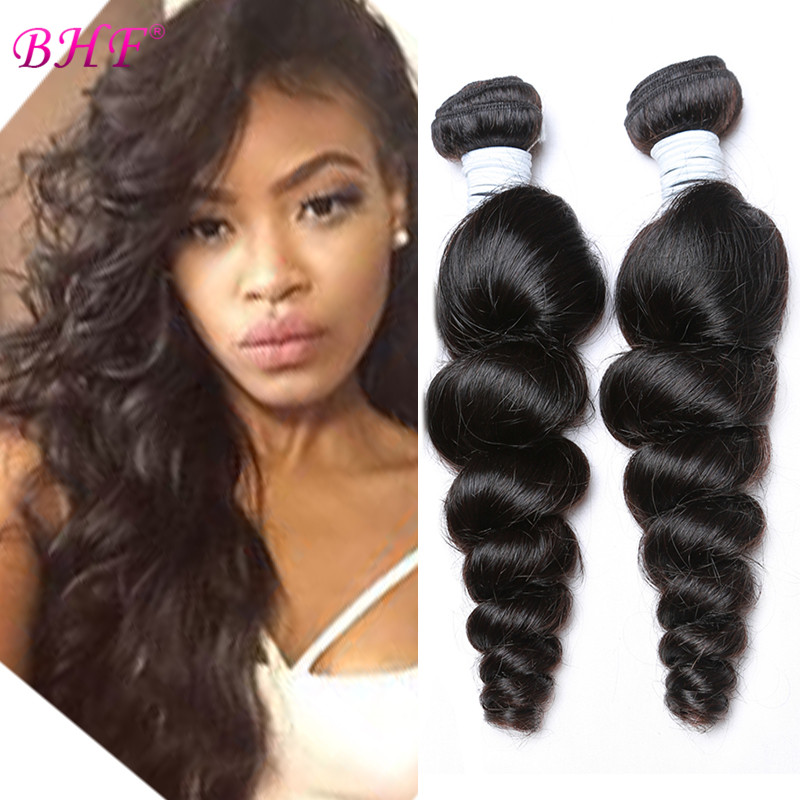 Filipino Virgin Hair 6A Unprocessed Filipino Loose Wave Virgin Hair 3Pcs Lot Best Wet And Wavy Human Hair Weave Bundle