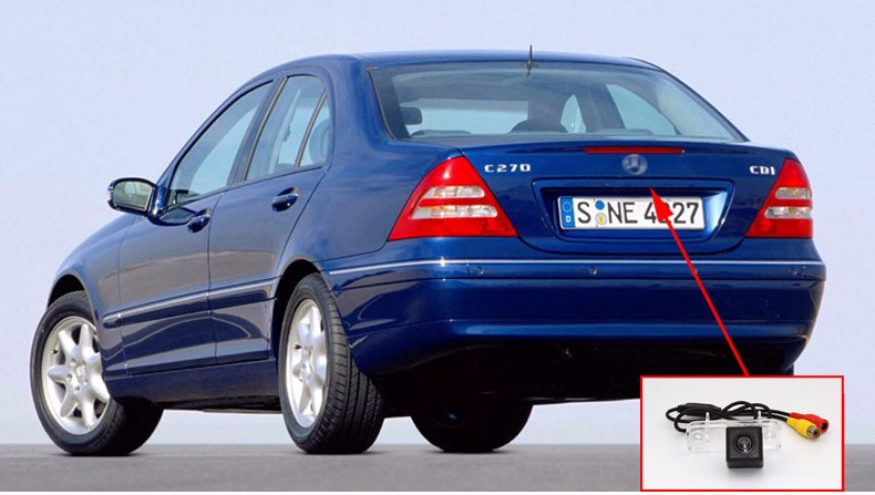 For Mercedes Benz C Class W203 2001