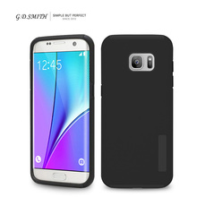 G.D.SMITH Brand 2 in 1 Case Cover for Samsung Galaxy S7 edge Luxury Phone Bags Fundas For Samsung S7edge Retail and Wholesale(China (Mainland))
