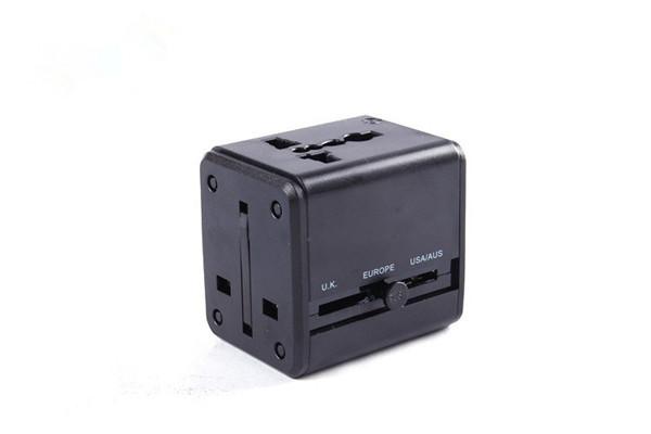 World Universal AC Power Converter Adapter International Travel Adaptor Plug EU US UK Extension by DHL Free Shipping(China (Mainland))