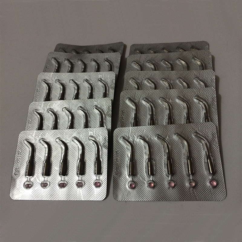 free shipping Dental materials disposable dental machine Replacement Tips teeth cleaning machine blade(China (Mainland))