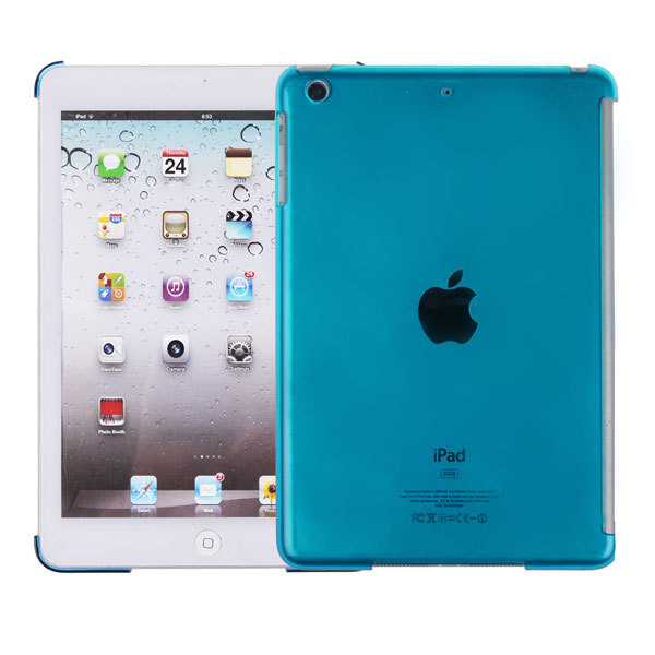 [Popular] Slim Hard PC Crystal Clear Back Cover Tablet Case Skin Shell For iPad mini 2 7.9 Inch With Retina Display [Cheap](China (Mainland))