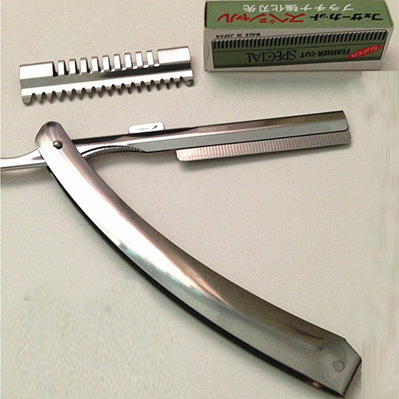 Fold Up Blades : Buy renren wood stainless steel fold up manual razor