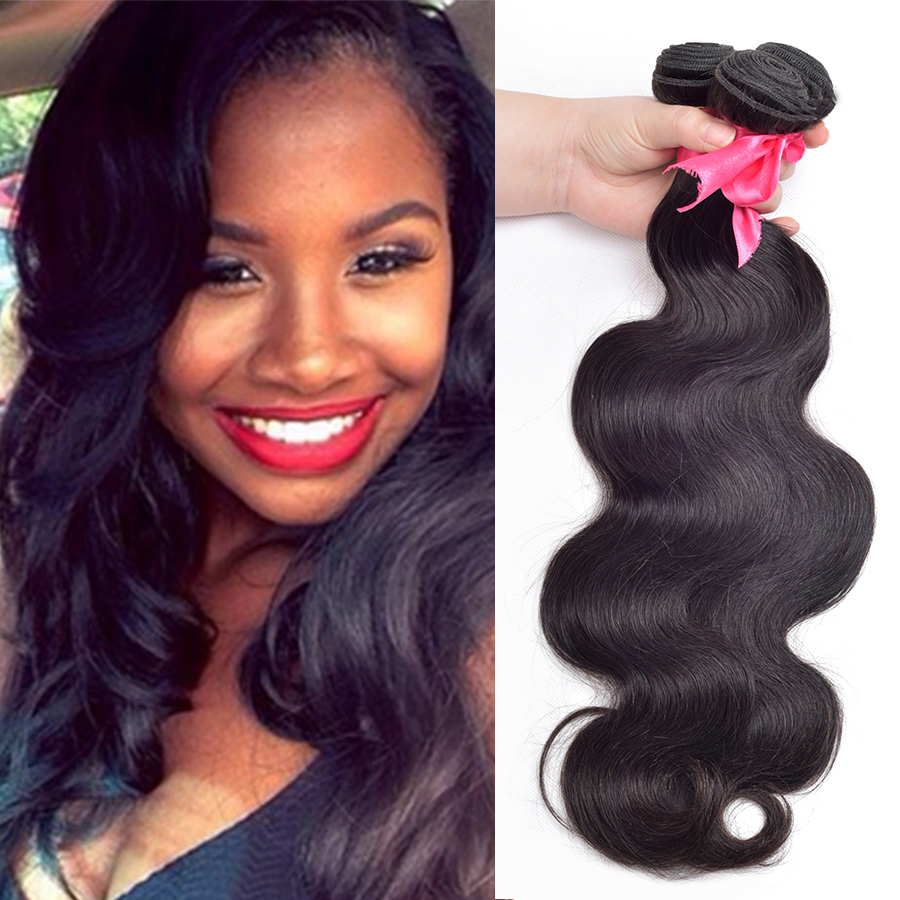 Здесь можно купить  Rosa Hair Company Brazilian Body Wave 3 Bundles Virgin 7A Brazilian Body Wave Unprocessed Human Hair Extension Cabelo Humano  Волосы и аксессуары
