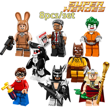 Buy Building Blocks 8pcs King Tut Orca 2017 Batman Movie action figures Starwars Super Hero Set Bricks Kids DIY Toys Hobbies PG8033 for $5.99 in AliExpress store
