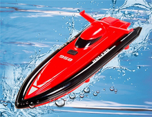HuanQi 958 Full Azimuth Water Anti-Inflowing Sealing Wireless RC Toy Boat (Red)(China (Mainland))