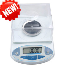 Buy New Arrival Hot Sale 500x0.001 g 1mg Lab Analytical Balance Digital Precision Scale for $123.69 in AliExpress store
