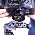 Quick Release One camera baseplate DSLR ball head quick release baseplate for tripod jib slider camera