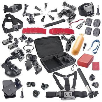 Camera Bag Strap Selfie Stick Monopod Tripod Mount Bike Holder Float Grip for Gopro Hero 3 4 Sj4000 Sj5000 Xiaomi Yi Accessories<br><br>Aliexpress