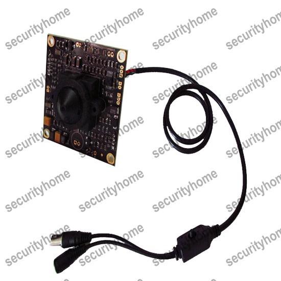 Mini Hidden Sony Effio-V 750TVL 2.8mm Pinhole Lens WDR OSD PCB security FPV CCTV camera