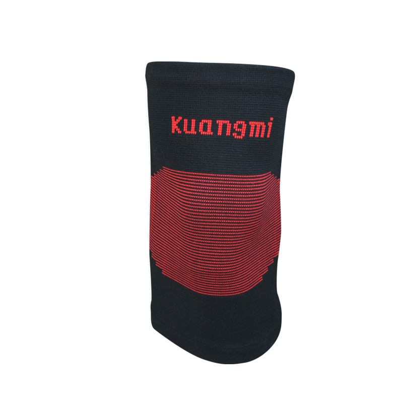 Kuangmi Elastic Knee Support Brace Athletic Sports Knee Protection Pads Breathable Knee Strap Brace Guard Kneepad(China (Mainland))