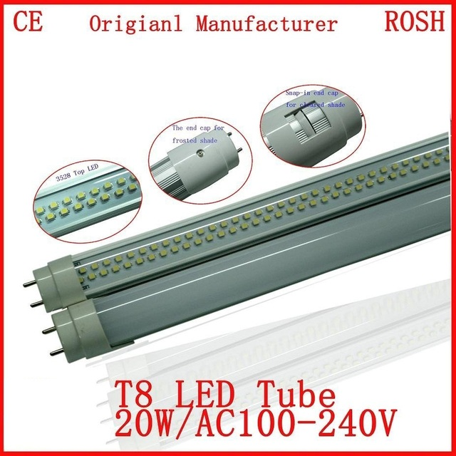 Promotion! Dimmable and Non-dimmable 20W 1200mm SMD LED T8 Tube Light