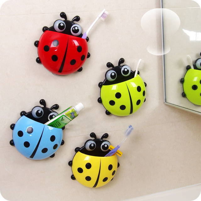 Ladybug Bathroom Decor Set Clawfoot Tub Bathroom Designs