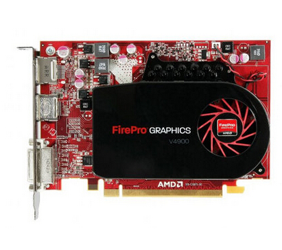 Sapphire FirePro V4800 1G GDDR5 40nm 128bit PCI-E 16X Professional Drawing Graphics Card with DP+DVI Output<br><br>Aliexpress