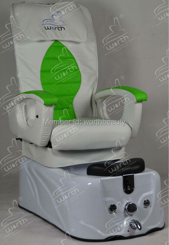 2015 beauty health luxury full body pedicure foot spa massage chair(China (Mainland))