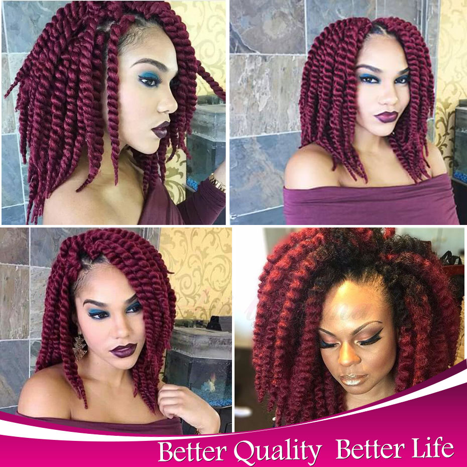 Box Braids Hair Jumbo Twist Crochet Braids Hairstyles Havana Mambo ...