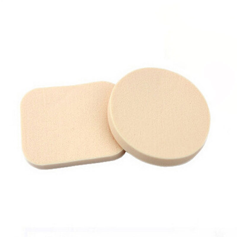 5PCS Women's Makeup Foundation Sponge Cosmetic Powder Puff Powder Smooth Beauty To Make Up Tools Accessories(China (Mainland))