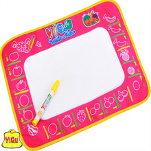10pcs/lot interest cultivation children magic writing canvas for painting graffiti baby Non-toxic, non-polluting(China (Mainland))