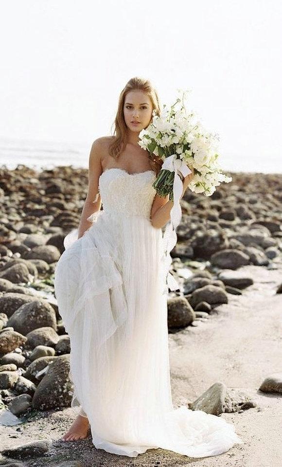 53 Wedding Dress : Flowy wedding dresses reviews ping
