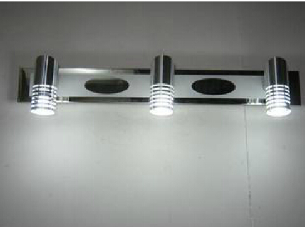 Contemporary and contracted lens headlight Wall lamp make-up desk lamp lamps and lanterns is the bathroom toilet