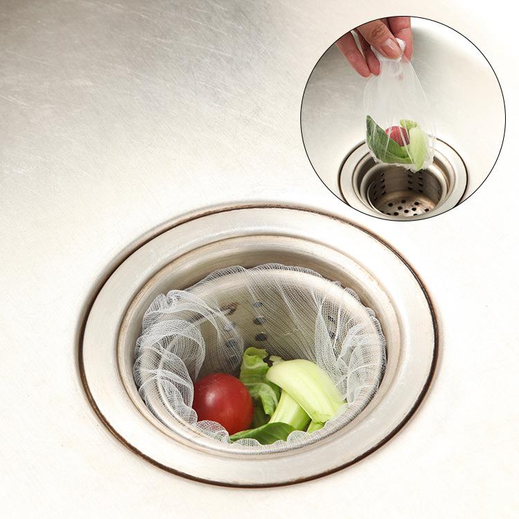 3Pack/Lot Multi-function Anti Clogging Basin Tank Water Cut Bag Net Drain filtering Garbage F1739(3)(China (Mainland))