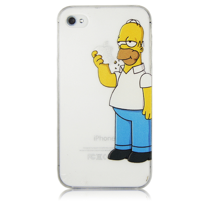 Simpsons Kitchen Remodel: Cover IPhone 7 Homer