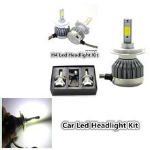 Buy 7200LM 66W LED headlight Kit H1 6000K bulbs White XENON H1 H3 H4 H7 H8 h9 H10 H11 H13 9005 9006 9004 9007 9005 Conversion Light for $15.98 in AliExpress store