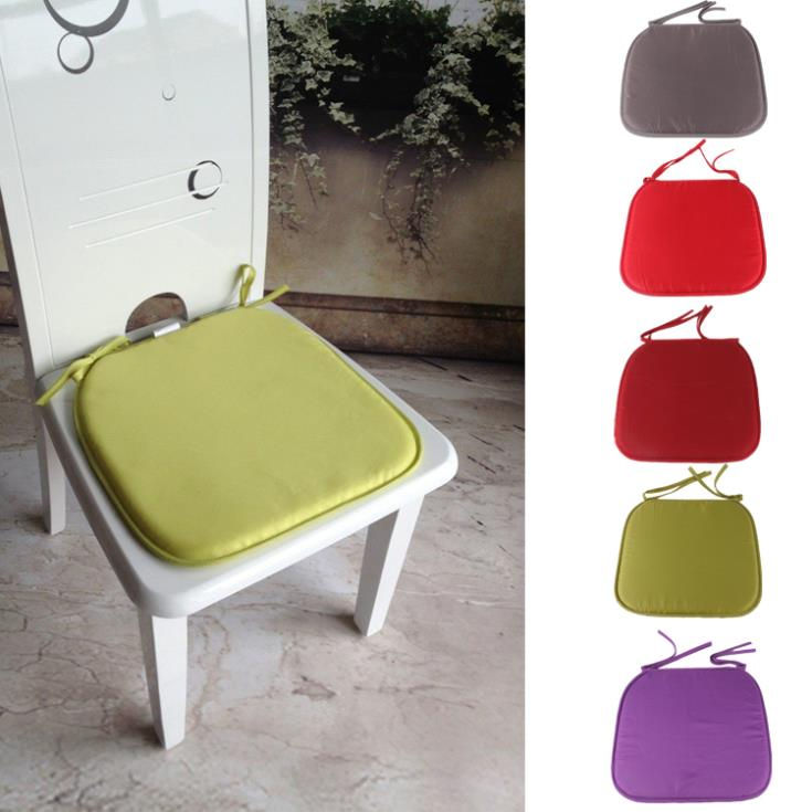New Hot Sale Summer Autumn Dining Garden Patio Home Kitchen Office Chair Seat Pads Cushion 5