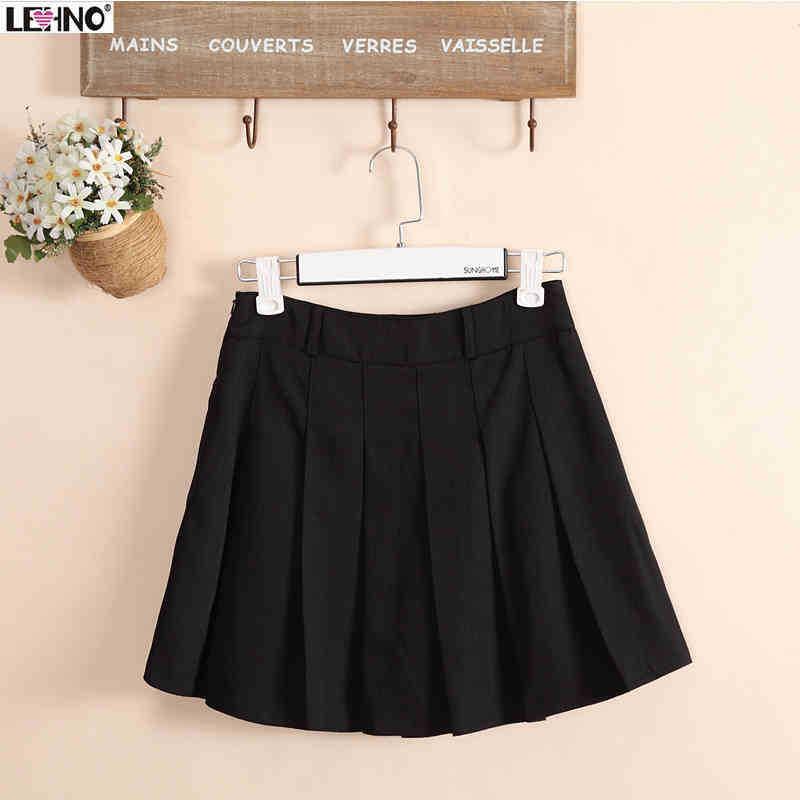 черная юбка для подростка: