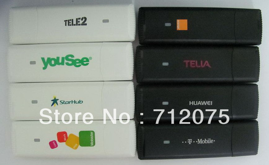 Free shipping by Post Huawei E1750 3G wireless Modem network card HSDPA 7.2M unlocked andriod tablet android system(China (Mainland))